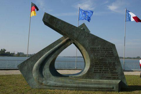 Monument Maurice Schuman
