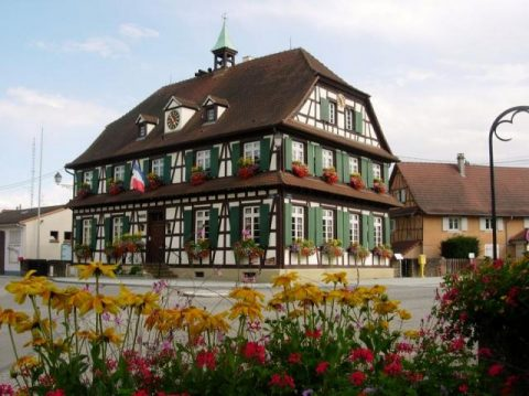Mairie de Gambsheim
