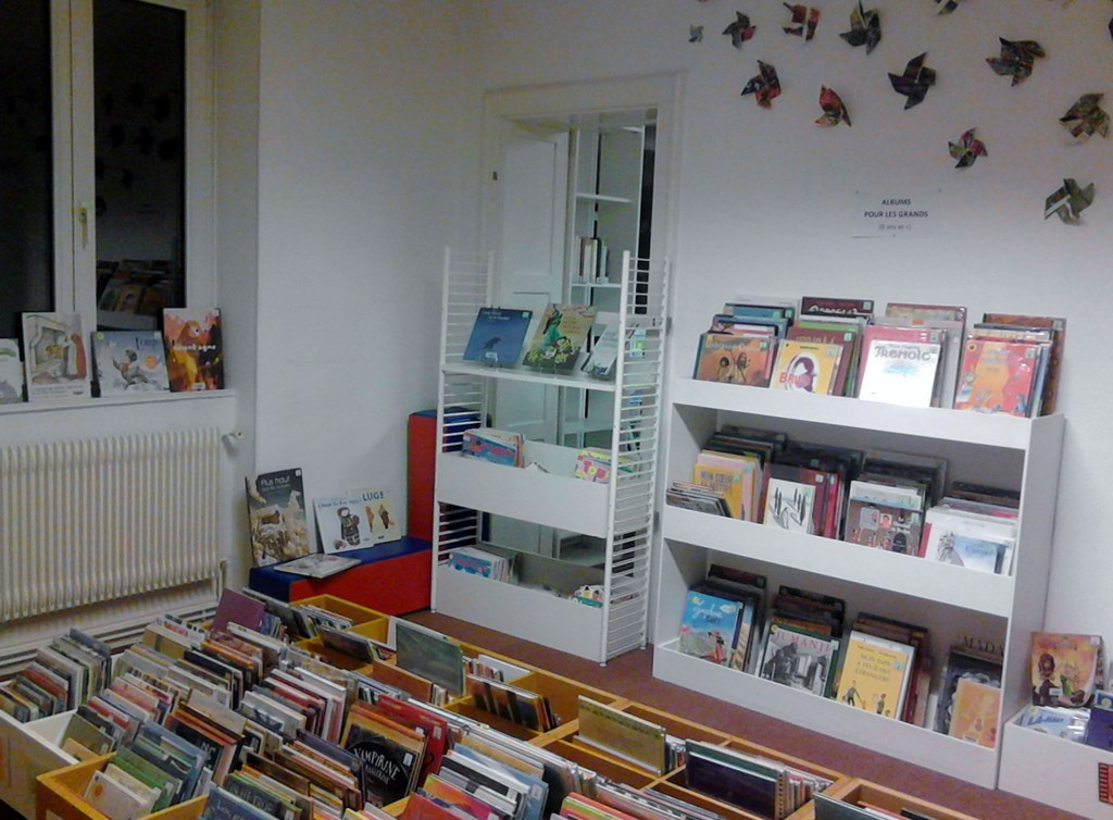 bibliotheque gambsheim alsace