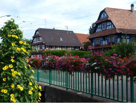 maison alsacienne à gambsheim