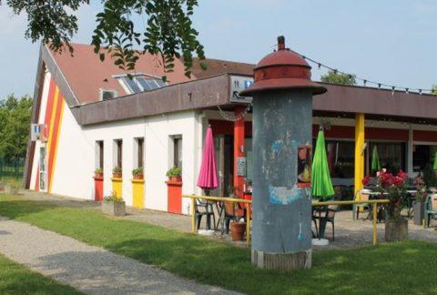 Pavillon de tourisme