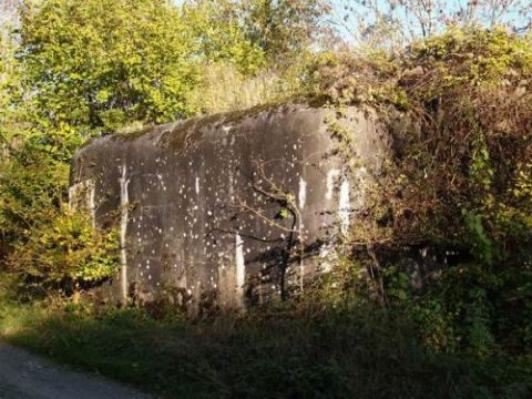 Les bunkers de la ligne Maginot