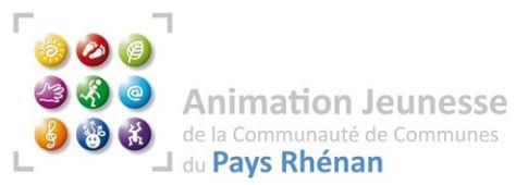 Logo Animation jeunesse du Pays Rhénan